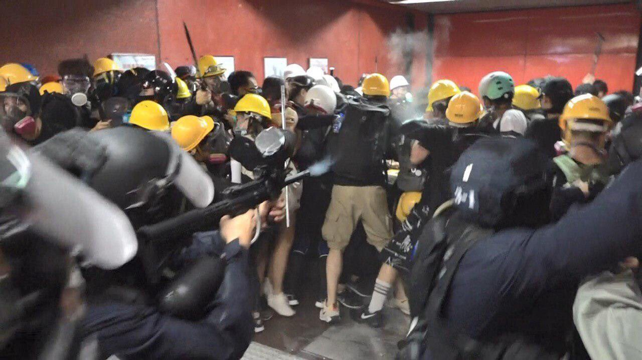 Hong Kong – The New Police State