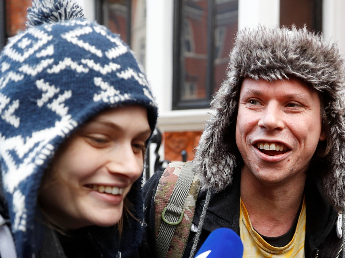 Exclusive Interview: Lauri Love on Julian Assange's Extradition Hearings – Part 1